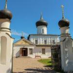 Старая Русса. Церковь Георгия Победоносца