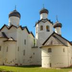 Старая Русса. Спасо-Преображенский Старорусский мужской монастырь