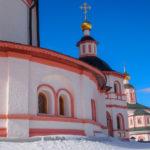 Валдайский Иверский монастырь