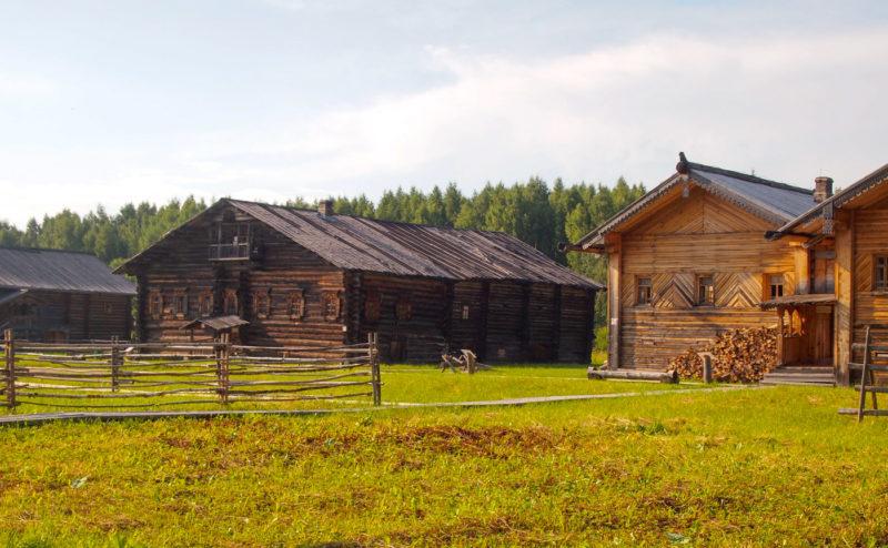 «Семенково» — архитектурно-этнографический музей деревянного зодчества