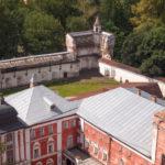 Вид с колокольни кремля Вологды