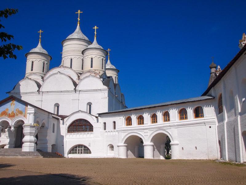 Спасо-Прилуцкий Дмитриев монастырь
