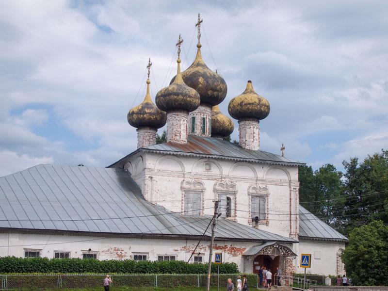 Храм Казанского образа Божией Матери