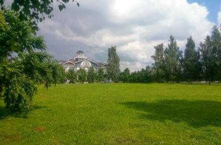 Усадьба Гальских в Череповце
