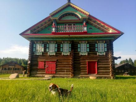 Семенково — музей деревянного зодчества