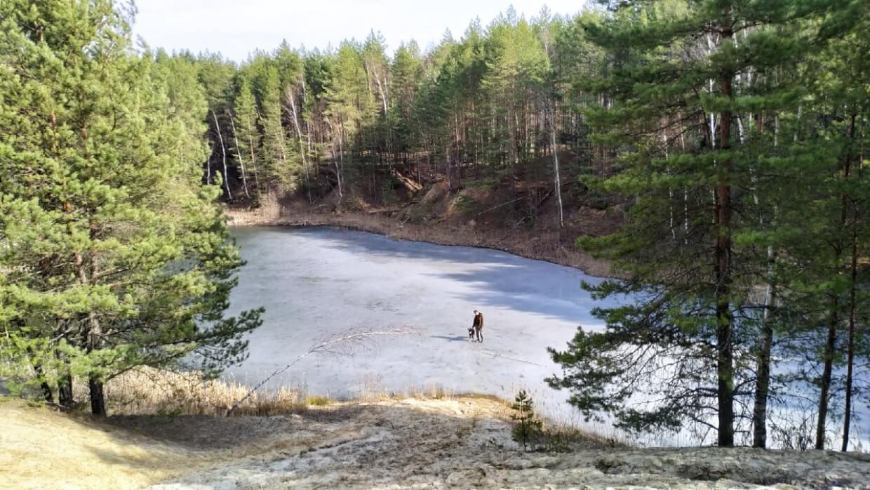 Лопатинский рудник, Воскресенск (Восток МО).