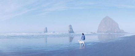 """Пляж """"Cannon Beach"""""""