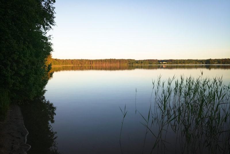 озеро Снетковское