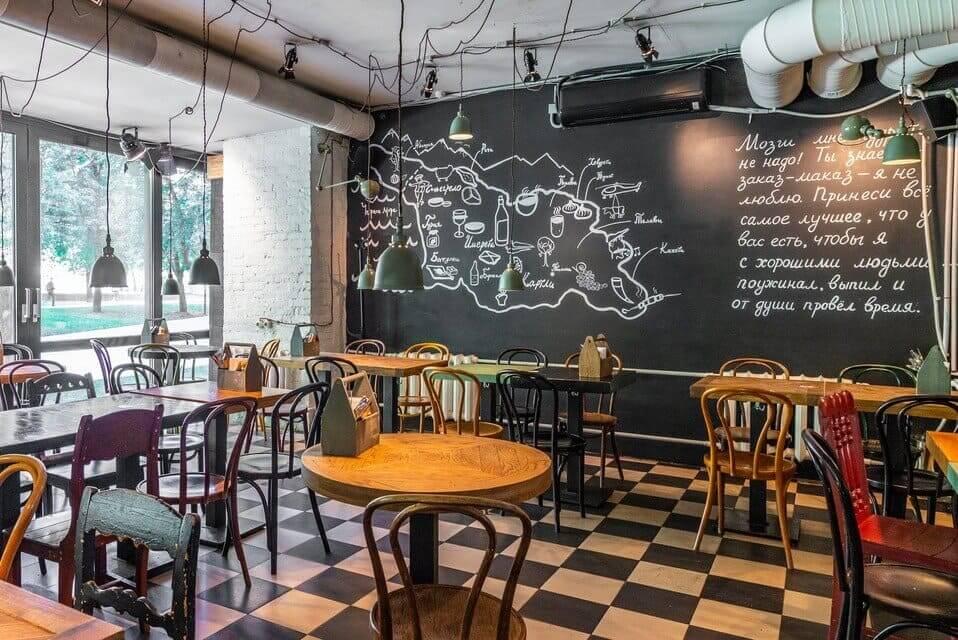 Хачапури на Украинском на Украинский б-р,  7 (Кафе)