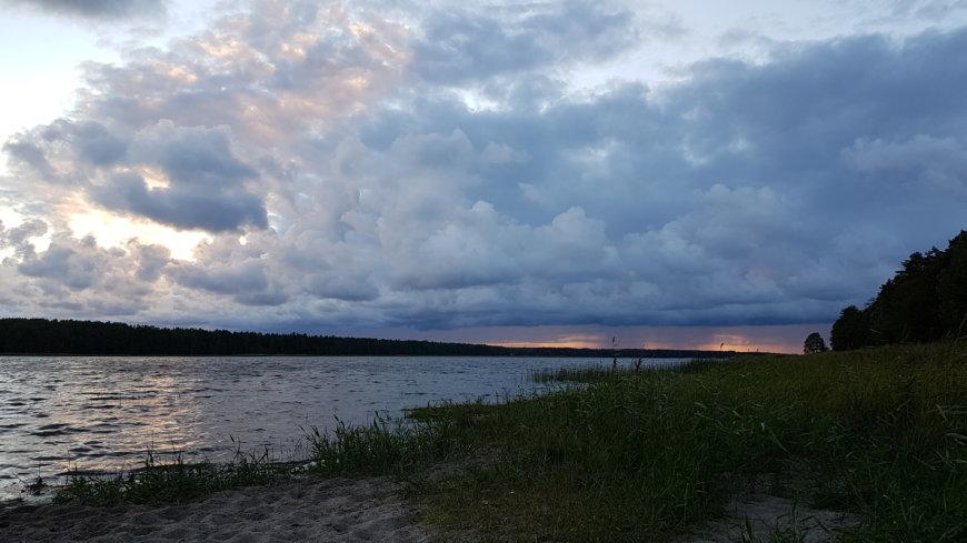 Липовское озеро на Unnamed Road, Липово (Озёра и карьеры)