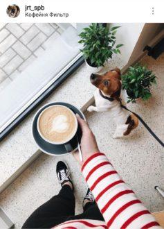 """Кафе """"кофейня Фильтр"""""""