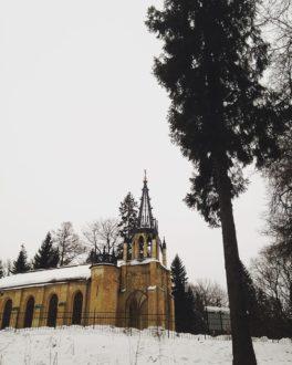 Шуваловский на ул. Вологдина,  Парголово (Парки)