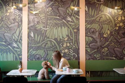 Эклерная Клер на Спартаковская ул.,  16 строение 1 (Кафе)