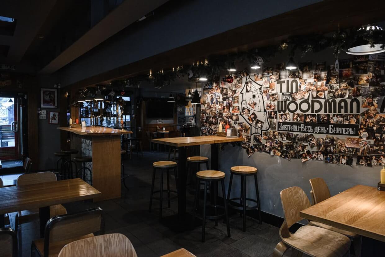 Tin Woodman Bar на пр-т Мира,  26 строение 1 (Бары)