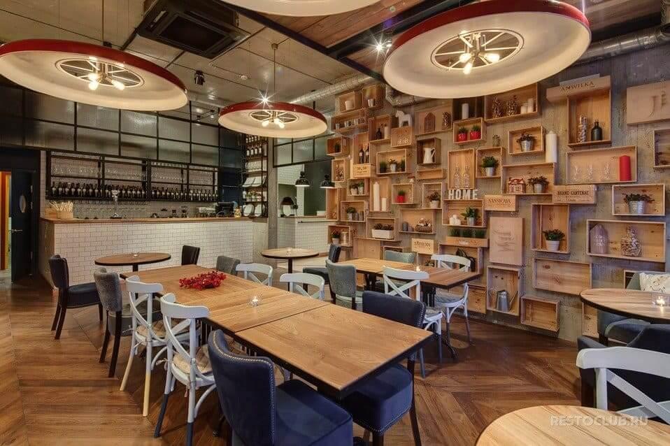 Otto Pizza&Wine на ул. Адмирала Трибуца,  5 (Рестораны)