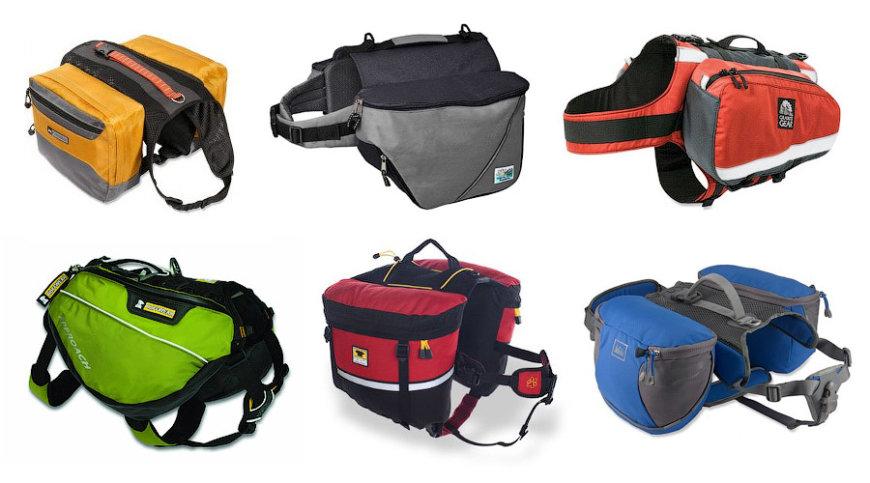 Рюкзаки для собак