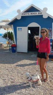 Monty's Dog Beach & Bar на Šetalište Vladimira Nazora 4,  51260 (Специально для собак)