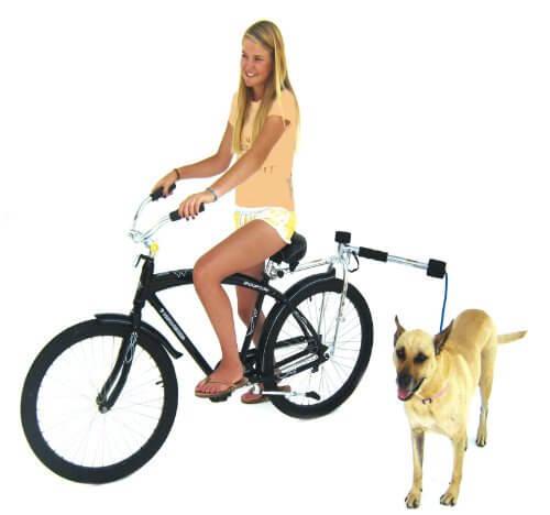 Поводок для собак на велосипед Bike Balance