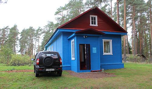 Алеховщинский ветеринарный участок на 41А-009,  Алёховщина (Ветклиники)