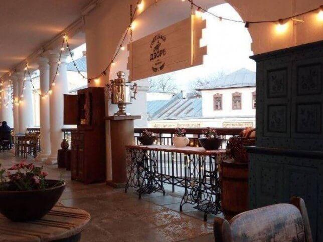 Гостиный двор на ул. Ленина,  63А,  Суздаль (Рестораны)