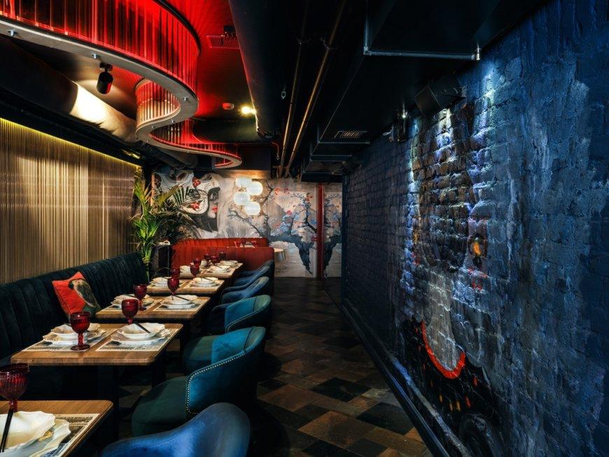 Китайская грамота на наб. реки Мойки, 7 (Рестораны)