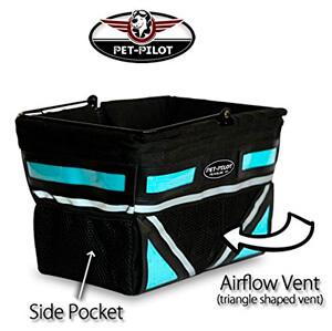 Корзина для собак на велосипед Travelin K9 Pet Pilot
