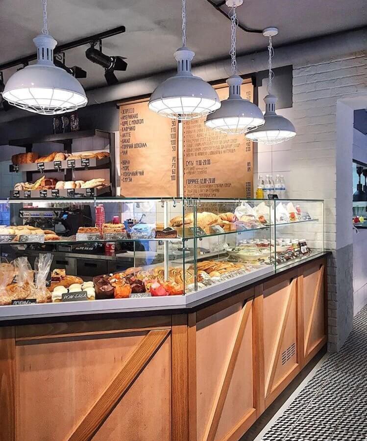 Пекарня ЦЕХ85 на ул. Восстания,  12 (Кафе)