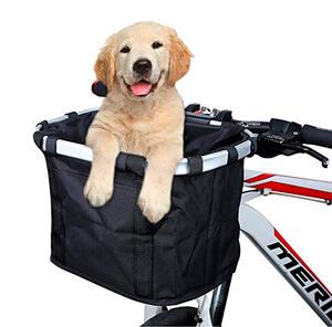 Корзина для собак на велосипед ANZOME Dog Bike Basket