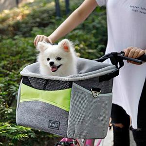 Корзина для собак на велосипед Petsfit Dog Bicycle Basket