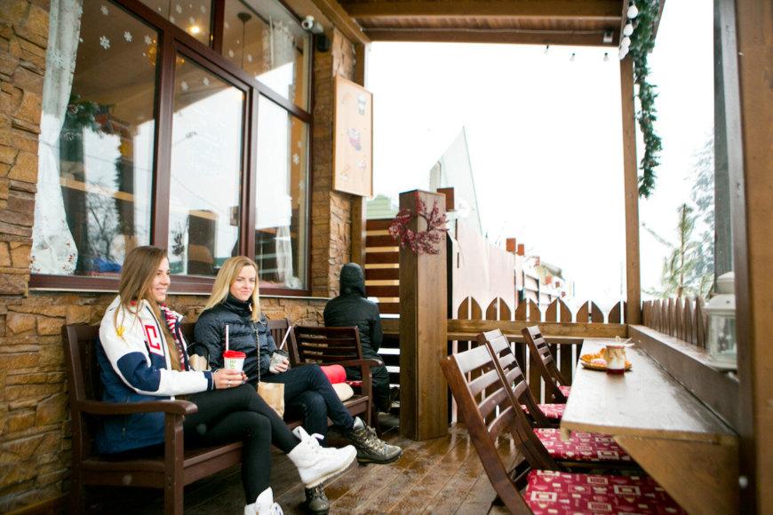 Булки в горах на ул. Турчинского, 63 (Кафе)