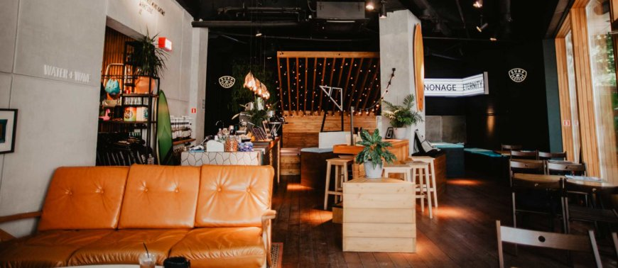 Surf Coffee на ул. Циолковского, 4 (Кафе)
