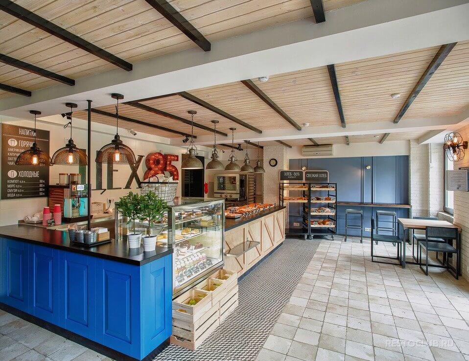Пекарня ЦЕХ85 на ул. Ленсовета,  70 (Кафе)