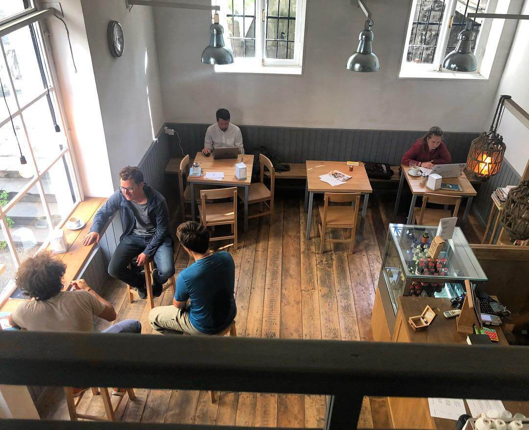 Memo Coffee на 49 Irakli Abashidze Street,  T'bilisi (Кафе)