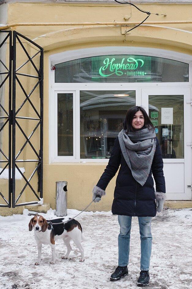 Hophead пивотека на ул. Рождественская,  8Б (Бары)