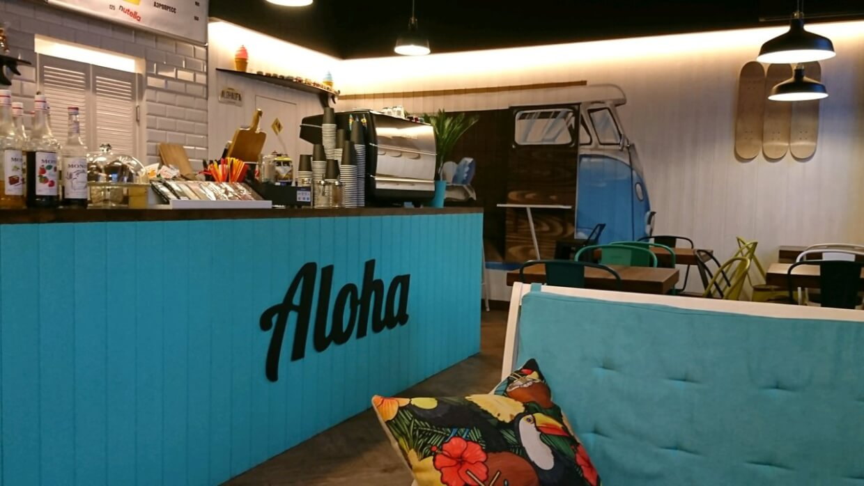 Aloha Coffee на ул. Ленина,  66 (Кафе)