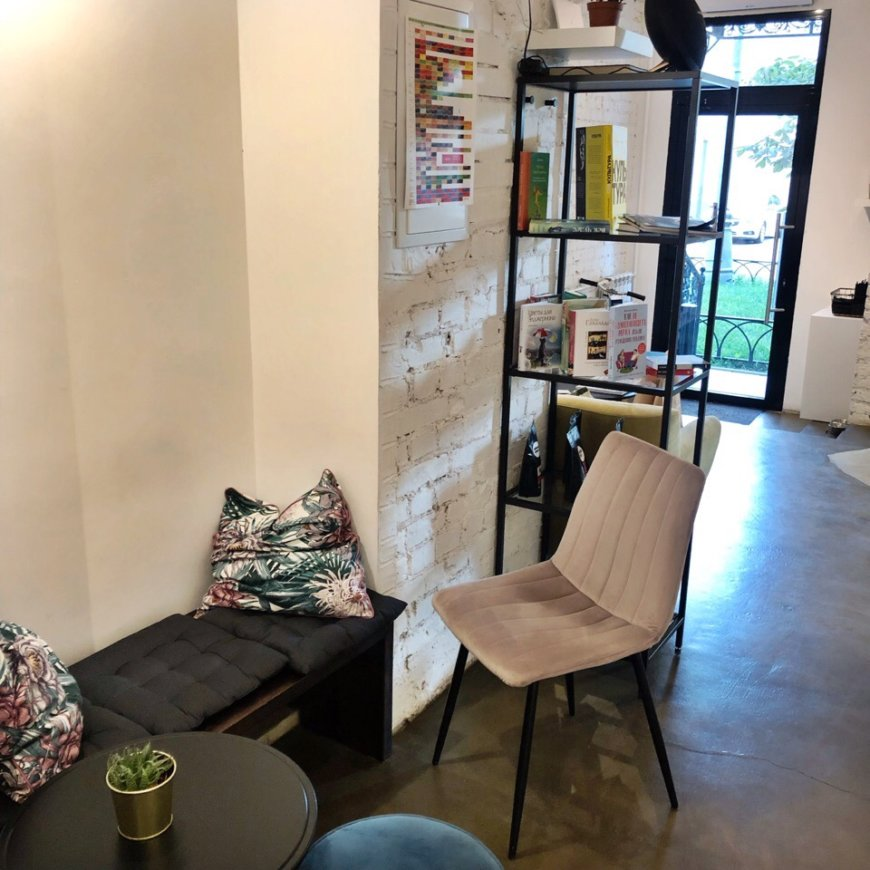 Brrrew! на Бакунинская ул., 8 (Кафе)