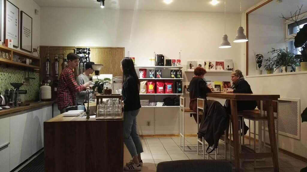 Espresso Season на ул. Горького,  29 (Кафе)