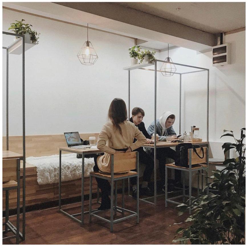 Open Coffee на улица Верхнеторговая площадь, 1 (Кафе)