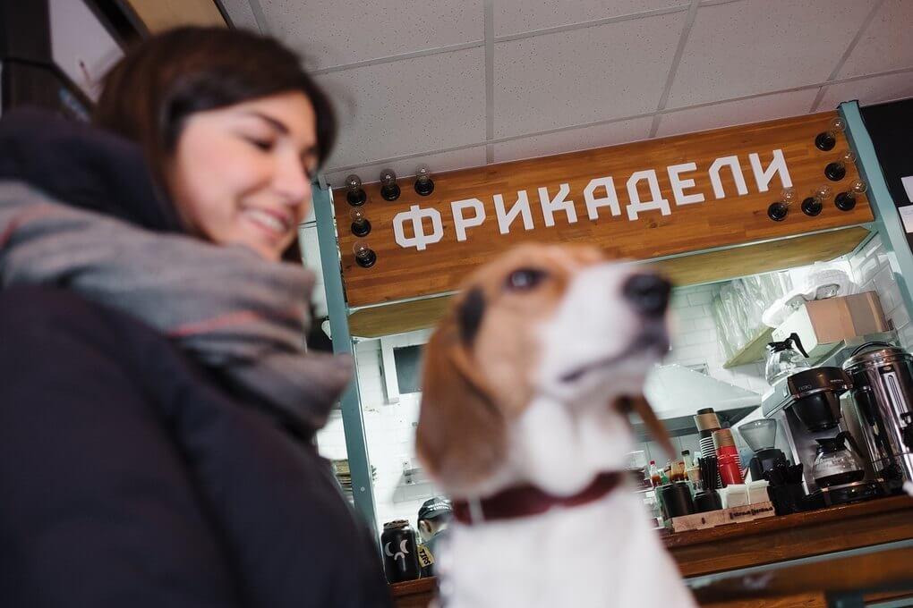 Freakadely на ул. Октябрьская,  6 (Кафе)