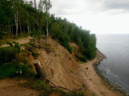 форт Красная горка (Краснофлотский) на Красная Горка,  11 (Парки)