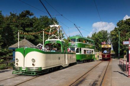 трамвайный музей Crich Tramway Village на Crich Tramway Village DE4 5DP (Музеи, экскурсии, зоопарки)
