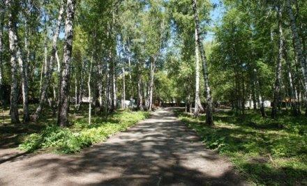 сад им. Дзержинского