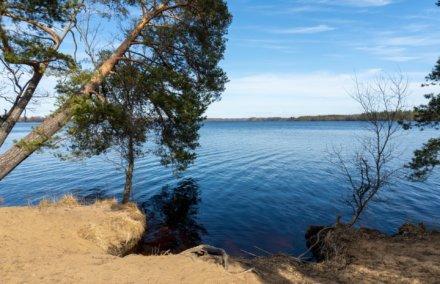 Горовалдайское озеро на 41А-007,  5 (Озёра и карьеры)