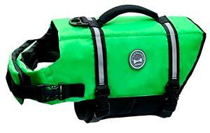 Спасательный жилет для собак Vivaglory Flotation Water Jacket for Dogs