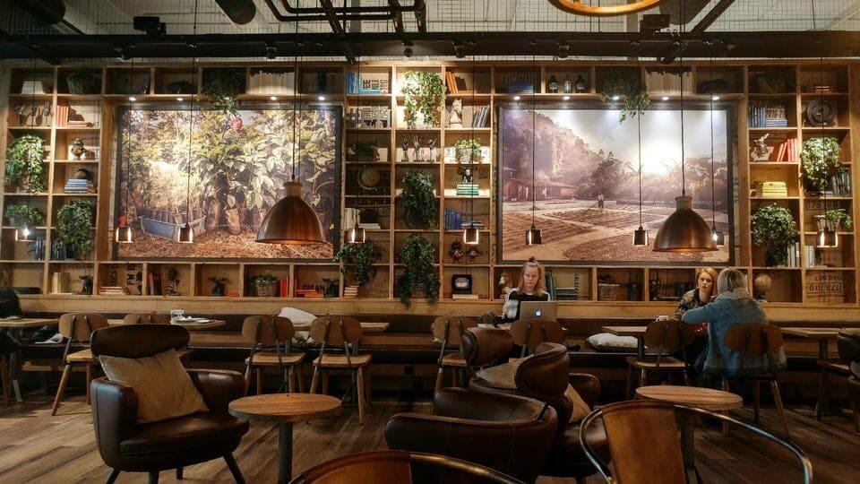 Espresso House на  (Кафе)