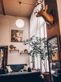 Поднебесная на ул. Уточкина,  7 (Кафе)