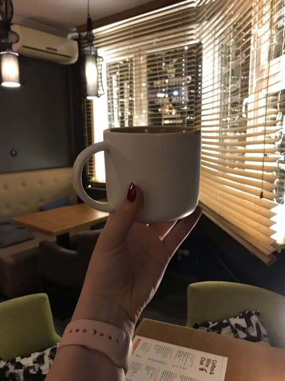 Coffee club на ул. Бианки,  12 (Кафе)