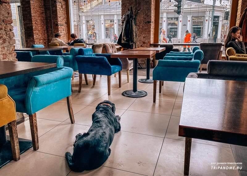 Hrum на ул. Красная,  78,  Краснодар (Кафе)