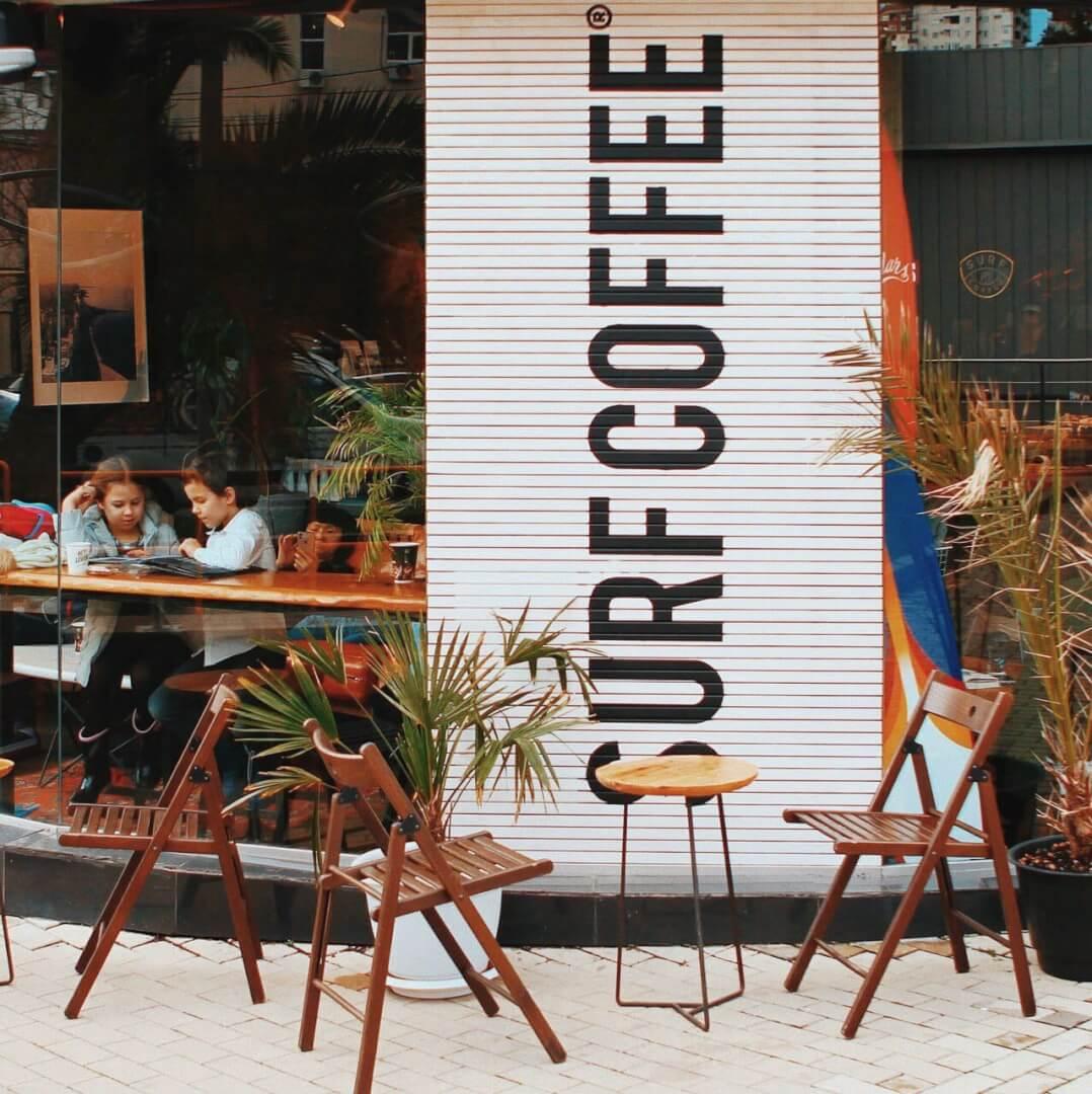 Surf Coffee на ул. Северная,  6 (Кафе)