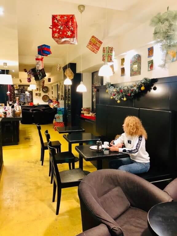 Coffee Bean на ул. Московская,  30 (Кафе)
